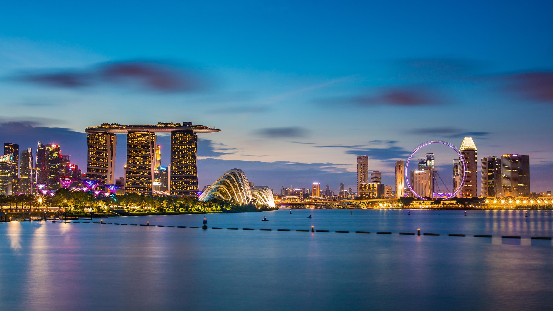 新加坡5日4晚私家团·4晚连住 滨海花园 夜间动物园
