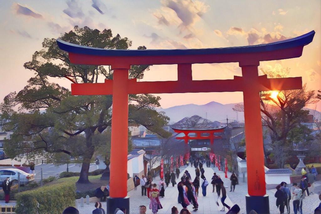 爱人即地狱——八坂神社