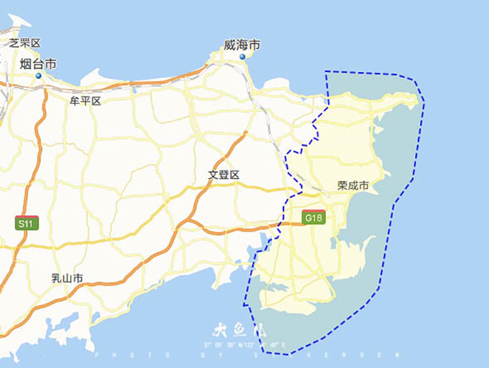 """荣成隶属于山东省威海市,地处山东半岛最东端,三面环海,还有""""鱼米之乡"""