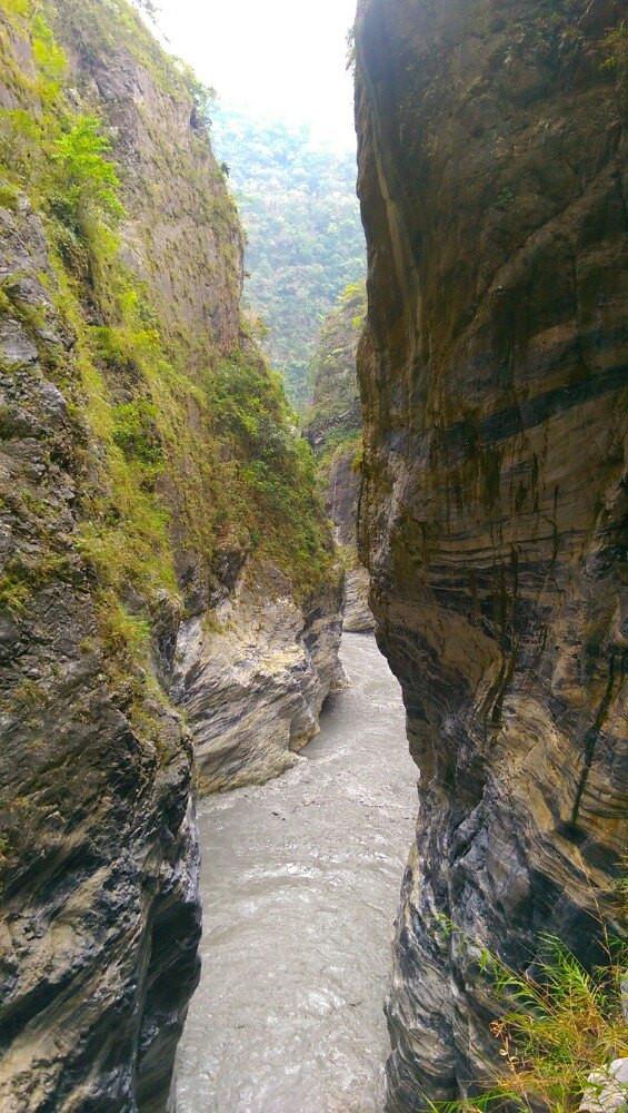 幽美到太鲁阁峡谷风景区