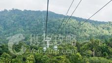 Skyrail热带雨林缆车