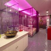 上海熱帶雨林浪漫情侶酒店