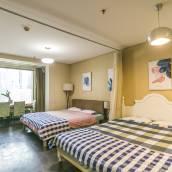 青島奧帆基地五四廣場海邊品質套三公寓(海濱風景區分店)