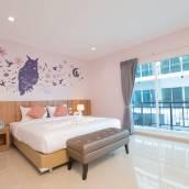 曼谷臥室叻拋101巷酒店