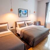 薩格勒布市氛圍公寓及客房旅館