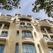 巴黎香榭麗舍萬豪酒店