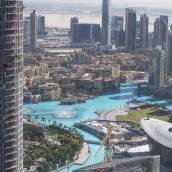 迪拜公寓 48 號迪拜塔大門夢想旅館