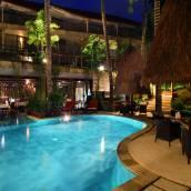 巴厘島金巴蘭蝴蝶度假酒店